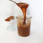 Vegan Gingerbread Caramel