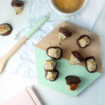 Healthy Vegan Swiss Mountains Macaroons