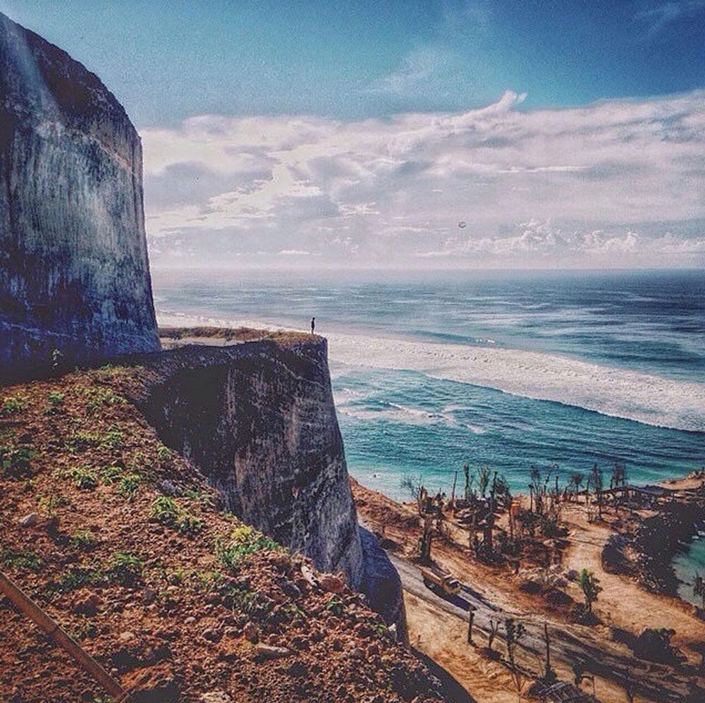 Melasti beach (Ungasan)