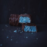 Blue Spirulina Bounty Bars