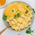 "Easy Vegan Lowfat ""Cheeze"" Sauce {super creamy without cashews!}"
