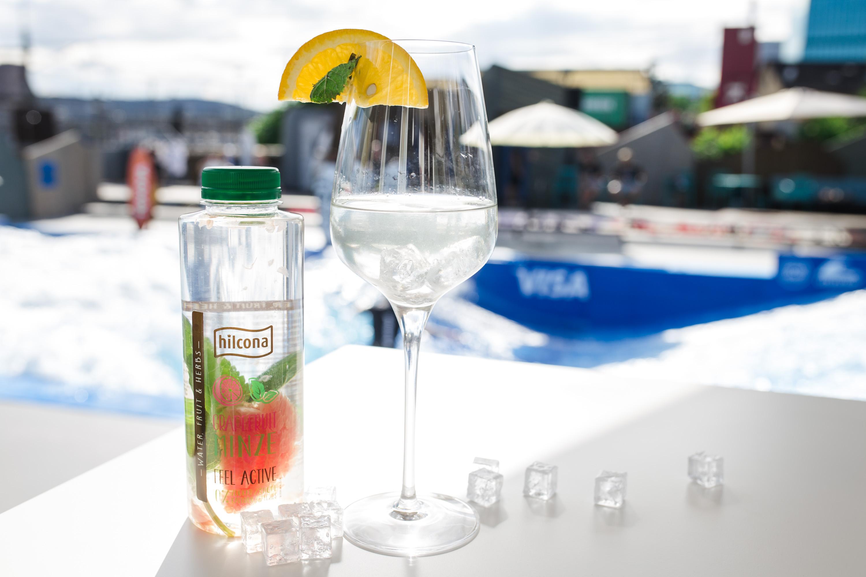 """Hilcona Water - das perfekte Erfrischungs-Getränk für """"on the go"""""""