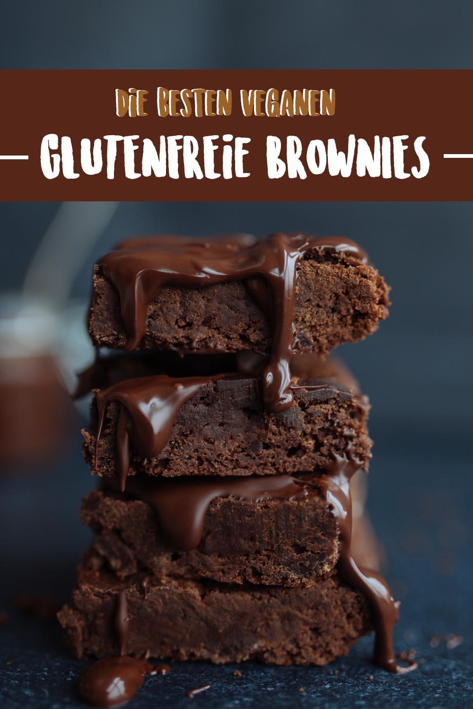 Die besten veganen und glutenfreien Brownies